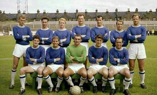 Leyton Orient in 1963-64.