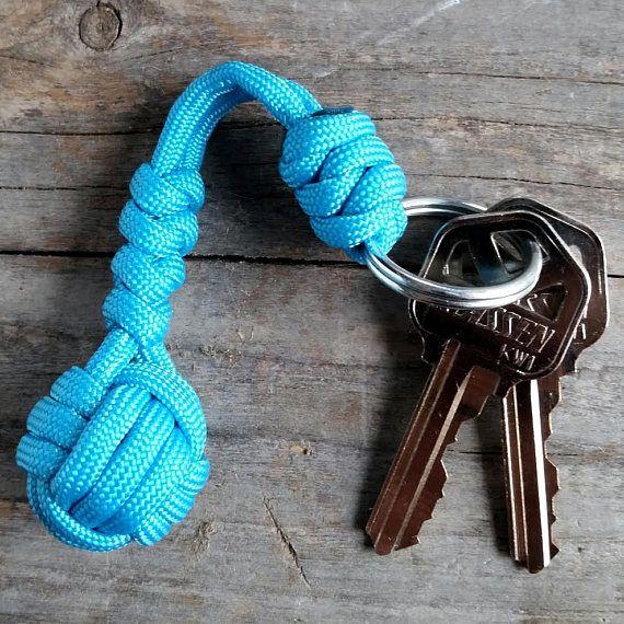 Monkeyfist Key Fob  Keychain