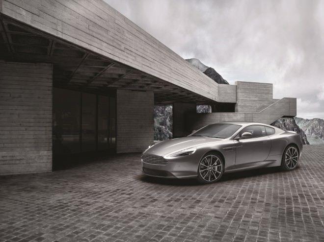 アストンマーティン「DB9 GT」に「ジェームズ・ボンド」モデル―お値段3,000万円超