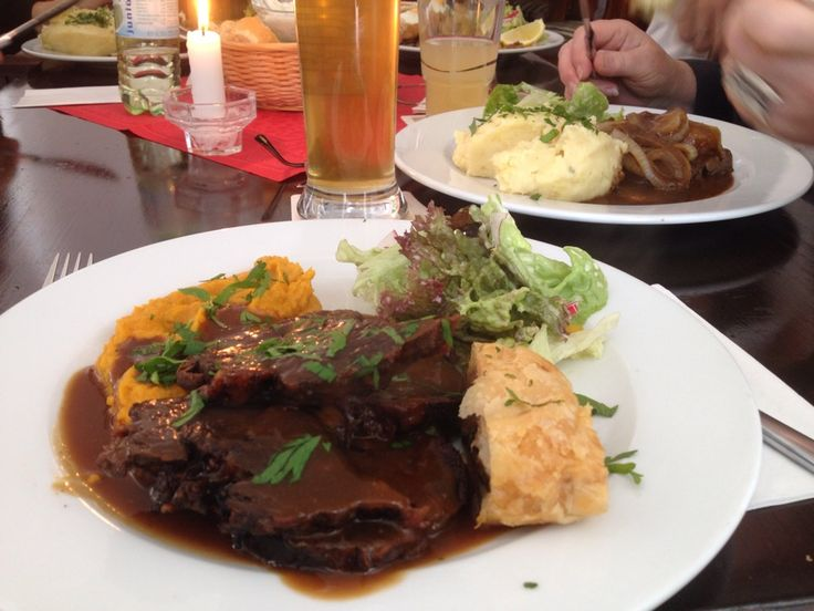 German Cuisine / Wühlischstraße 30, 10245 Berlin Friedrichshain / S+U12  Warschauer Str