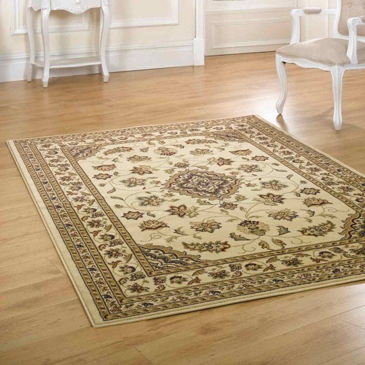 Sherborne Traditional Rugs in Beige