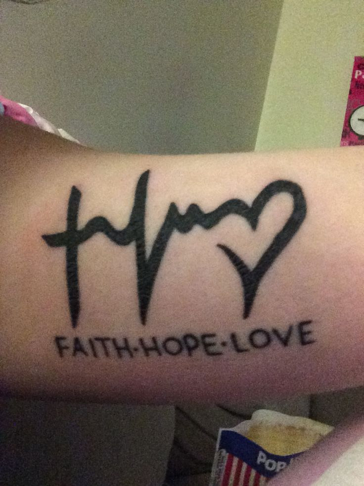 159 best images about tattoos on pinterest ovarian for Faith cancer tattoos