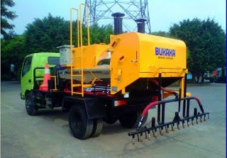 Asphalt Distributor | BUKAKA - Road Construction Equipment | www.rce-bukaka.com