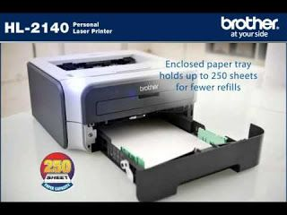 Printer Service Center: Brother HL-2140 Service Manual
