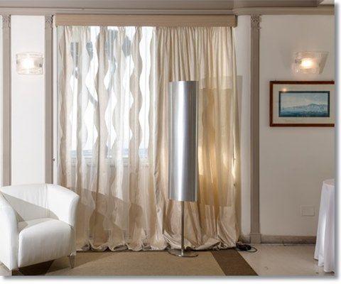 Cortinas, Diseño de interiores, Diseño textil, Robinson Fabrics, Drapes, Casa, Cuarto, Sala, Colores, Rayas, Formas, Textura, Blanco