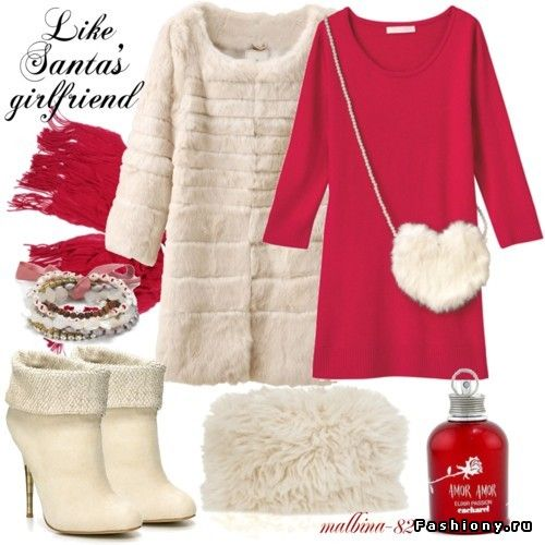 Зимний Look / модный зимний лук фото