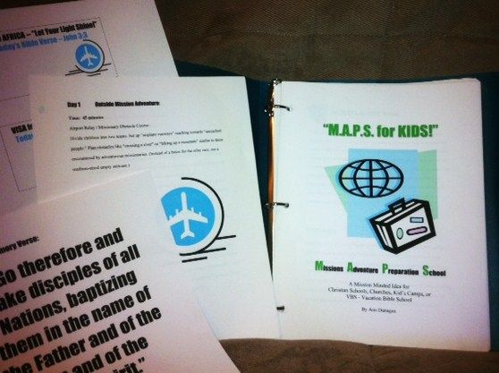 Click here to download - in a pdf file - the complete M.A.P.S. for KIDS Program . . . for FREE!!!