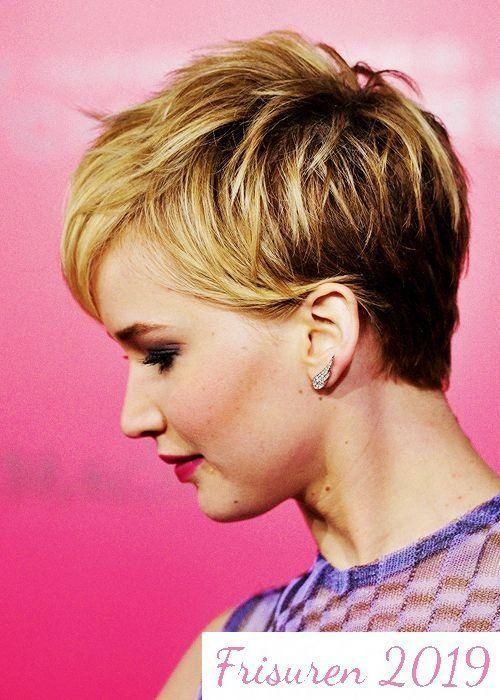 12 kurze Haarschnitte für den Herbst: einfache Frisuren , #frauen #frisuren #ge…