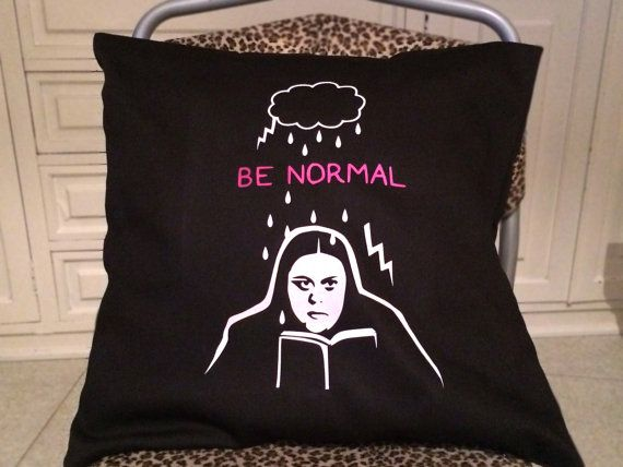 My Mad Fat Diary Cover Pillow Rae tribute by Babydark on Etsy
