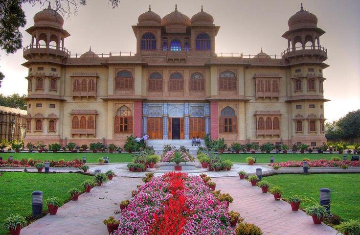 Mohatta Palace in Karachi, Pakistan