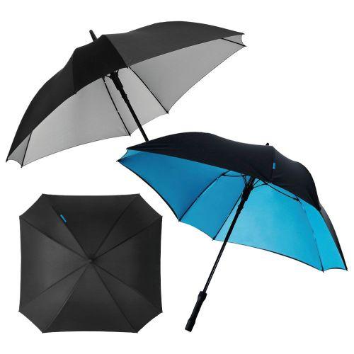 Square automatic umbrella