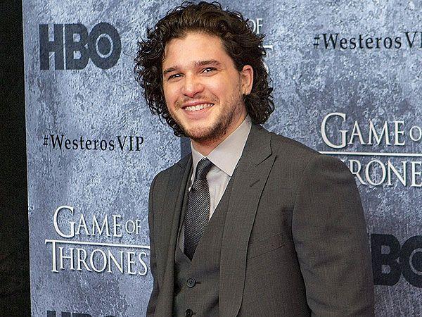 Game of Thrones Star Kit Harington