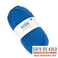 A Rico Basic Acrylic DK egy 100%-ban akril kötő és horgolófonal, ami rengeteg féle színben elérhető.