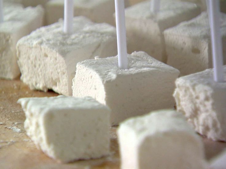 Ina's home made marshmallows