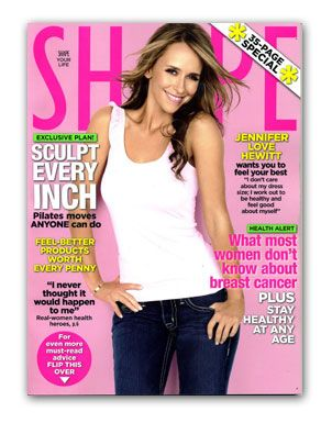 Shape Magazine, Only $3.50 per Year!