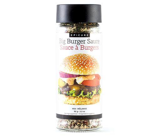 Big Burger Sauce Mix