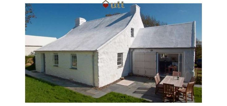 Bwthyn Trehilyn - Under the Thatch - Welsh country cottages