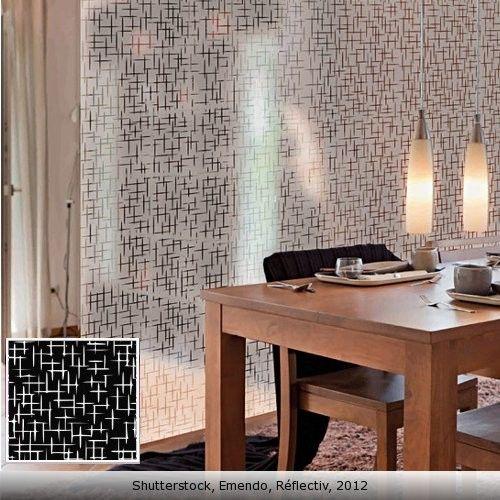 17 best images about la deco pour les vitres on pinterest. Black Bedroom Furniture Sets. Home Design Ideas