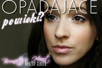 Alina Rose Makeup Blog: Opadające powieki: makijaż, co i jak.