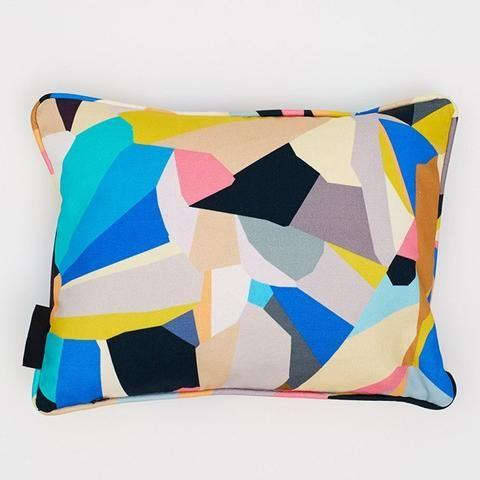 Ola Sundae Cushion by Kitty McCall - Made Modern #interiordesign #home #house #housestyling #decor #decorideas #moderndesign #modern #homeinspiration #homedecor #interiors #interior #interiorstyling #kittymccall #cushion #accessories #homeaccessories #textile #textiledesign