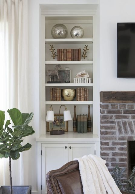Shelf Styling. The Simplicity Of