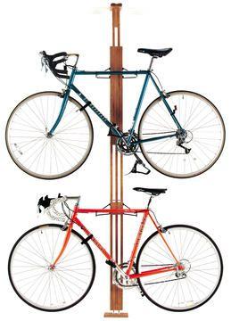 OakRak bike stand