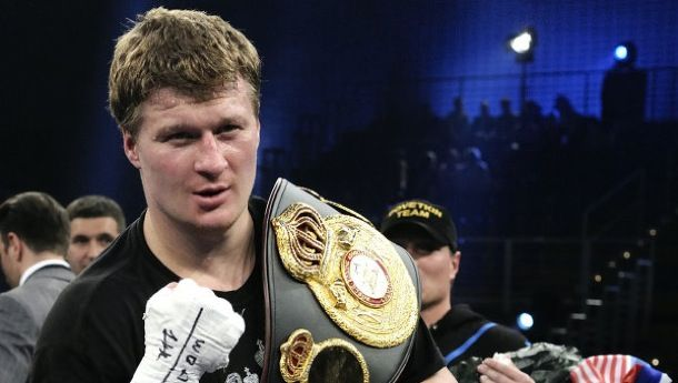 Alexander Povetkin. considered as one of the best fighters in the world. well-known for his amazing fighting technique, never seen such a skilled fighter except the Klitschko brothers. #respect