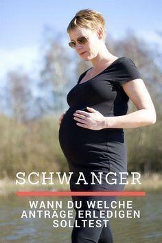 Schwangerschaft Checkliste: Ernährung, Anträge & Geburt – nefi