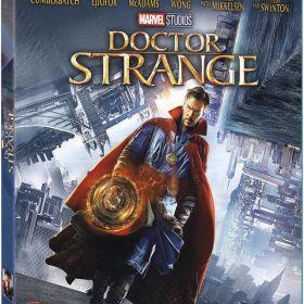 Doctor Strange [Blu-ray] Benedict Cumberbatch (Acteur), Chiwetel Ejiofor (Acteur), & 1 plus  Classé: Tous publics  Format : Blu-ray