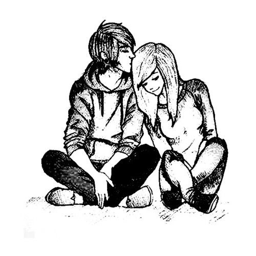 Best 25 couple drawings tumblr ideas on pinterest love for Love doodles to draw