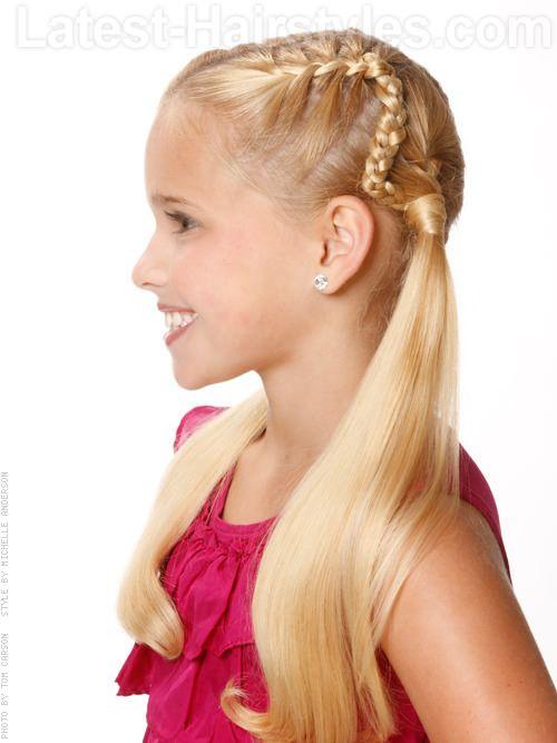 Remarkable Braided Beauty Little Girl Children39S Hair Pinterest Short Hairstyles For Black Women Fulllsitofus
