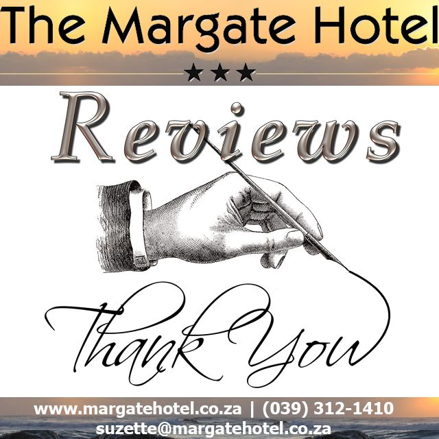 DOKSA share their testimonial on the experience they had at Margate Hotel #HOTELtestimonials http://bit.ly/1EBDchq