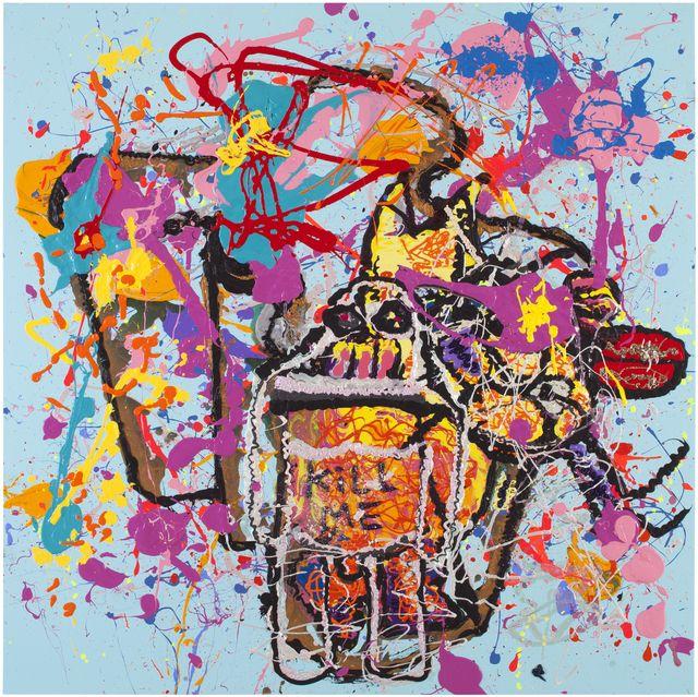 Bjarne Melgaard, 'Untitled,' 2015, Galerie Forsblom