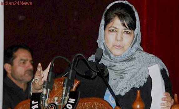 Article 370 is a bridge to connect J&K with rest of India: Mehbooba Mufti