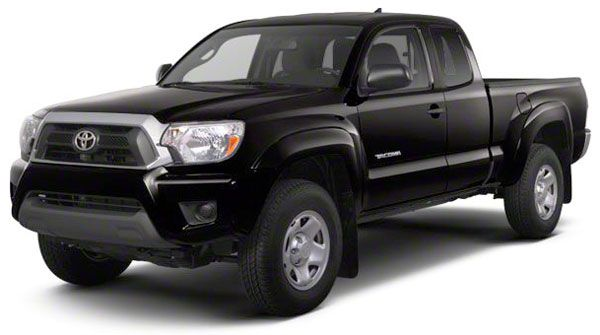 2012 Toyota Tacoma | Get A New Pickup Truck — Top 5 Cheapest Trucks Under 20,000