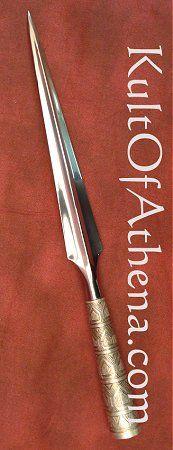 Hanwei Viking Throwing Spear Head $50