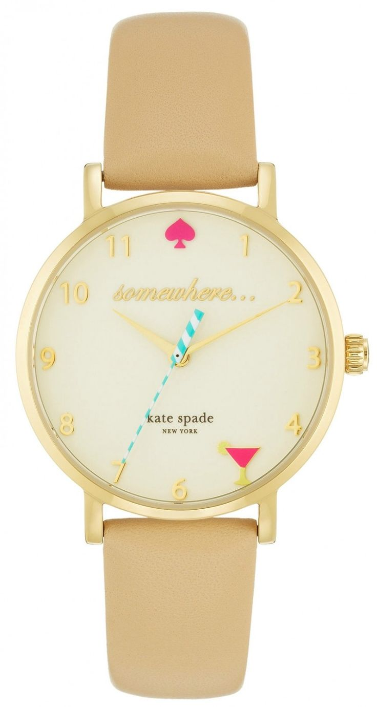 not only it this watch on sale but it is so classy but not to classy!! would give this to my bestfriend :)