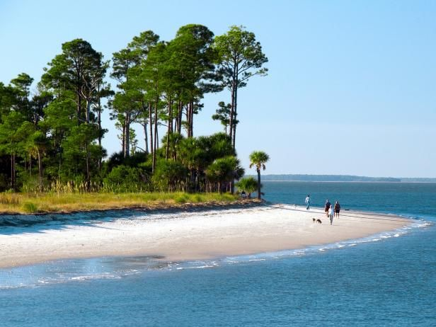 Head down South for a taste of the country's most serene beaches.