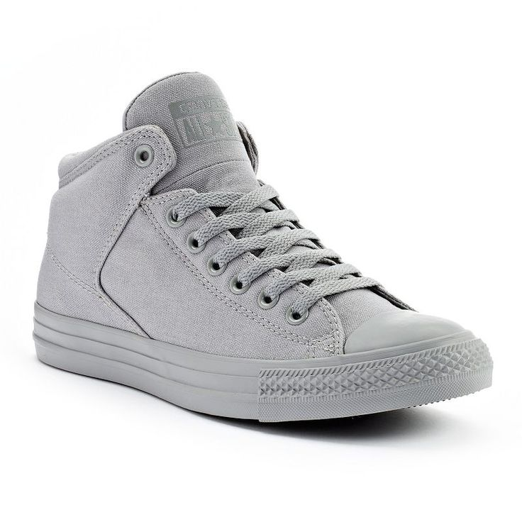 Men's Converse All Star High Street Mid-Top Sneakers, Size: