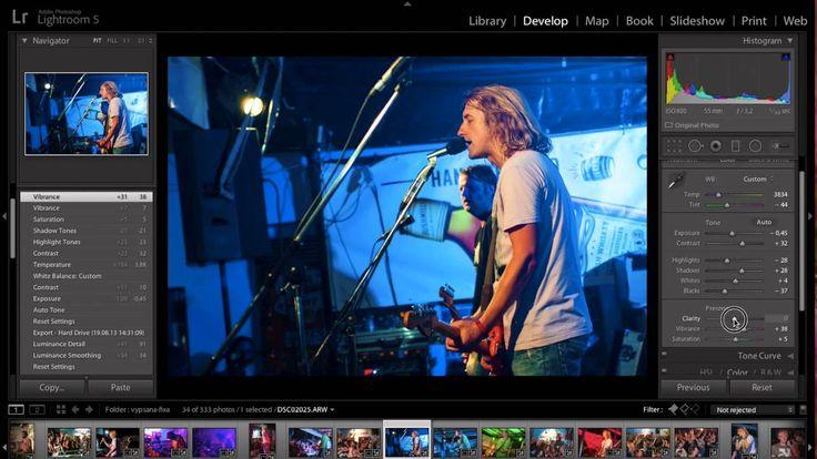 Rychlá úprava fotky v Adobe Photoshop Lightroom 5