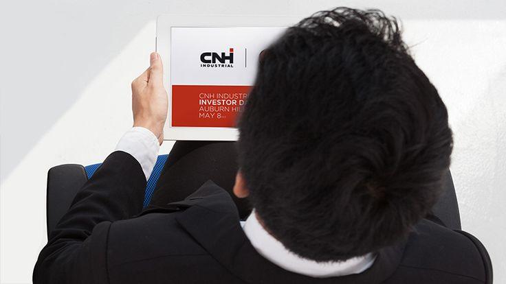 Giovedì 8 Maggio 2014, a due giorni di distanza dal FCA Investor Day, anche CNH Industrial ha presentato il suo piano strategico 2014 – 2018. Analisti e investitori istituzionali si sono trovati a Detroit - Auburn Hills - per assistere al CNH Industrial Investor Day.