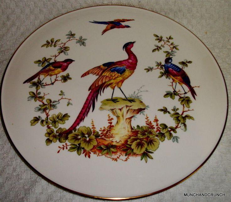 Spode CHELSEA BIRD Cake / Gateau Stand - 1st Quality