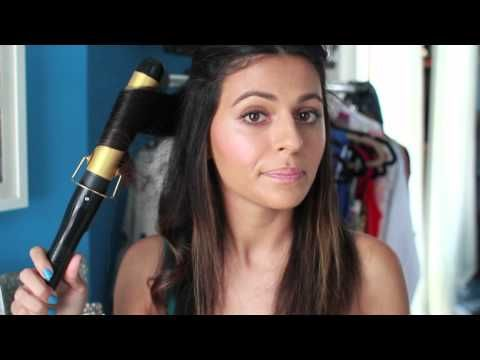 Hair Tutorial! How I Curl My Hair - YouTube. trying this next time I do my hair b/c I suck at curling it haha