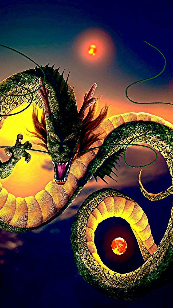 Shenlong #Dragonballsuper