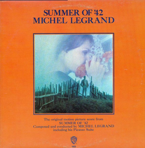 Michel Legrand - Summer Of '42: buy LP, Album at Discogs