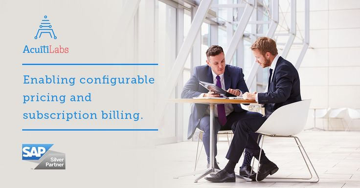 Know more how SAP Hybris Billing can be the most feasible option for you >> https://acuitilabs.co.uk/hybris-billing/
