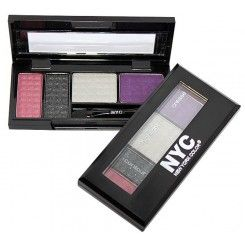 NYC Metro Quarter Eyeshadow, No. 792 Hot Couture