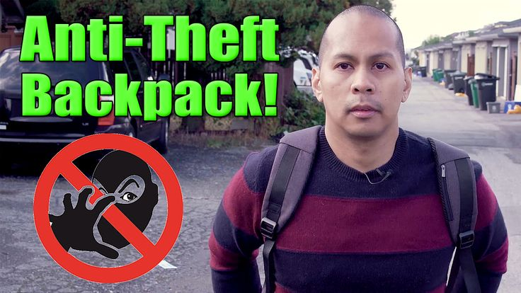 Anti-Theft Laptop Travel Backpack with USB Charging Port!