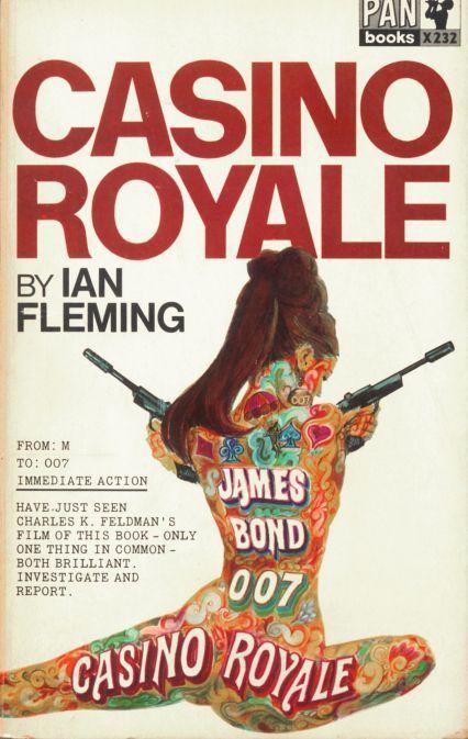 Casino royale by ian flemming