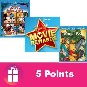 NEW Disney Movie Rewards Code for Tuesday, Dec. 3 Will your codes add up to a FREE MOVIE? http://freebies4mom.com/dmr-2/